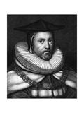 Sir Robert Heath Giclee Print by Wenzel Hollar