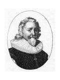 Sir Benjamin Rudyerd Giclee Print by Wenzel Hollar