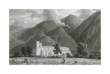 Crosthwaite, Lake District Reproduction procédé giclée par W Westall
