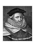 Sir Ranulph Crew Giclee Print by Wenzel Hollar