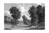 Haverstock Hill Reproduction procédé giclée par W Westall