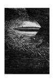 The Nautilus0,000 Leagues under the Sea Giclee Print