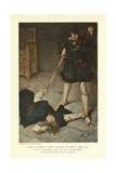 Henry VI, Part 3, by Shakespeare Giclee Print