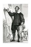 Francesco Albani Giclee Print