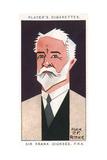 Sir Francis Bernard Dicksee - Artist Giclee Print by Alick P.f. Ritchie