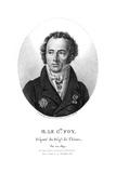 Maxim. Sebast. Foy Giclee Print by Ambroise Tardieu