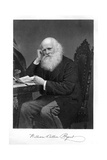 William Cullen Bryant Gicléedruk van Alonzo Chappel