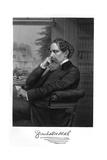 Charles Dickens Giclée-vedos tekijänä Alonzo Chappel