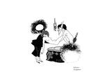 Salome, Tailpiece Lámina giclée por Aubrey Beardsley