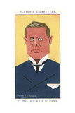Sir Eric Campbell-Geddes - British Politician Giclee Print by Alick P.f. Ritchie