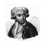 Nicolas Bergasse Giclee Print by Ambroise Tardieu