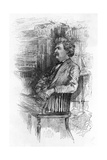 Mark Twaim Giclee Print by Arthur Jule Goodman