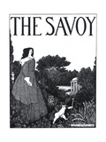 The Savoy, Volume I Reproduction procédé giclée par Aubrey Beardsley