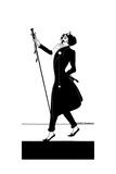 Whistler Lámina giclée por Aubrey Beardsley