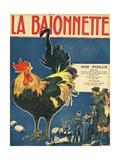 WWI Giclee Print by Benjamin Rabier