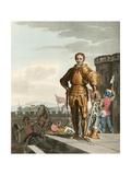 Richard Earl of Warwick Giclee Print by Charles Hamilton Smith