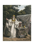 Arch Druid Giclee Print by Charles Hamilton Smith