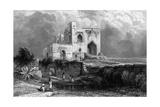 India Bijaipur Giclee Print by David Cox