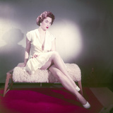 Shirley Ann Field Reproduction photographique par Charles Woof