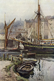 Exeter Quay Photographic Print by Ernest W Haslehust