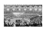 Franconi's Circus, Lami Giclee Print by Eugene Lami