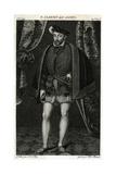 Henri II (Clouet) Giclee Print by Francois Clouet