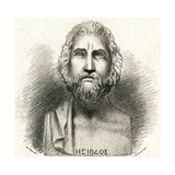 Hesiod, Scriven, Lee Giclee Print by E Scriven