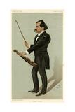 Eduard Strauss Giclee Print by Eardley Norton