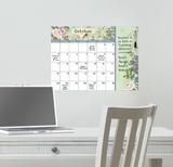 Vintage Bazaar Dry Erase Calendar Veggoverføringsbilde