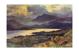 Windermere (Haslehust) Giclee Print by Ernest W Haslehust