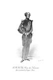 Duc de Nemours Giclee Print by Eugene Lami