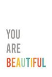 Beautiful Posters van Rebecca Peragine