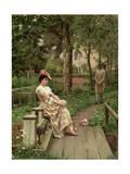 Off, 1899 Giclee Print by Edmund Blair Leighton