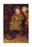 Madeline Scott, 1883 Giclee Print by Ford Madox Brown