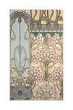 Plate 30 from 'Documents Decoratifs', 1902 ジクレープリント : アルフォンス・ミュシャ