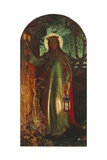 The Light of the World, C.1852 Giclee Print by William Holman Hunt