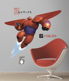 Big Hero 6 Baymax Peel and Stick Giant Wall Decals Wall Decal