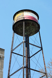 Greenpoint Brooklyn Water Tower Photo Poster Photo