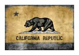 Golden State Reproduction procédé giclée par Luke Wilson