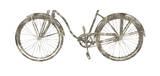 Bike Ride III Lámina giclée por Amanda Wade