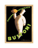 Buitoni, 1928 Giclée-tryk af Federico Seneca