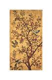 スモモの木のパネル画II ジクレープリント : ロドルフォ・ヒメネス
