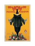 Vov, 1922 Giclée-vedos tekijänä Leonetto Cappiello