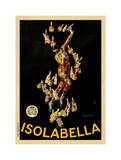 Isolabella 1910 Giclée-vedos tekijänä Leonetto Cappiello