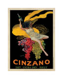 Cinzano, 1920 Reproduction procédé giclée par Leonetto Cappiello