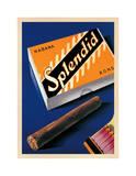 Splendid Habana, 1930 Giclee-trykk av Fred Neukomm