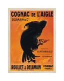 Cognac de L'Aigle Gicléetryck av Leonetto Cappiello