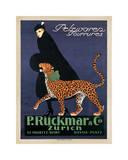 P. Ruckmar and Co., 1910 Gicléedruk van Ernest Montaut
