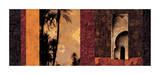 Marrakech Reproduction procédé giclée par Chris Donovan
