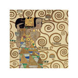 Expectation, Stoclet Frieze, c.1909 (detail) Giclee Print by Gustav Klimt